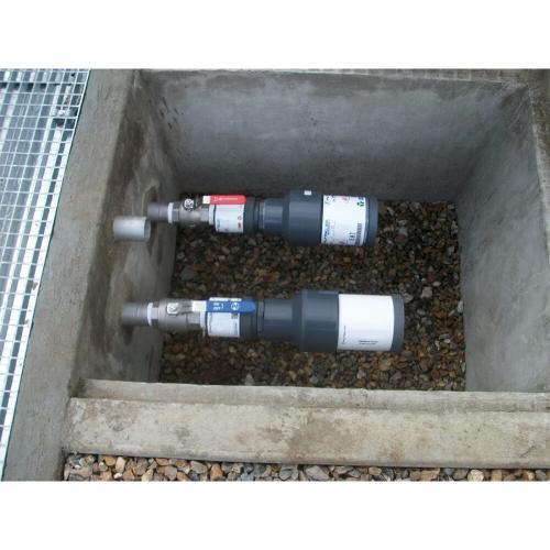 Filtres Rechargeables Pour Eaux Polluées Aux Hydrocarbures