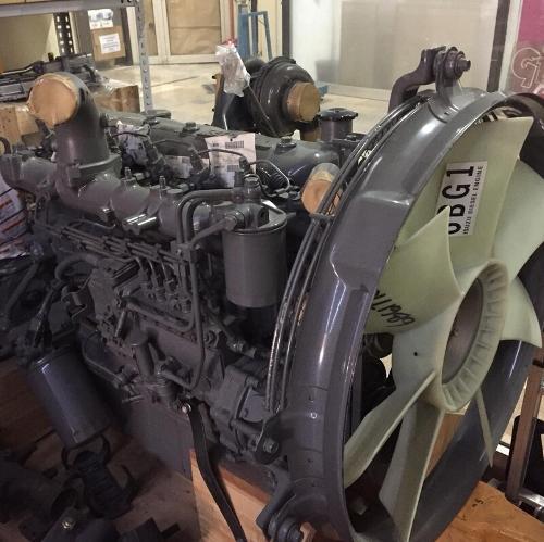 6BG1 ISUZU Diesel Engine