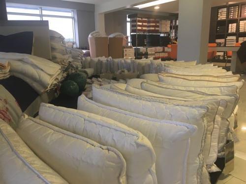 %100 Cotton Pillow