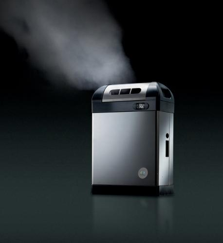 Dampf-Direktbefeuchter