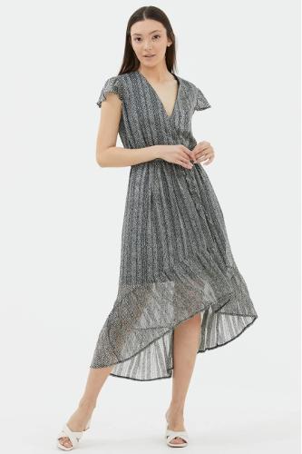 New Summer Season  Patterned Dress