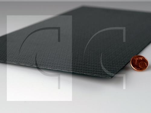 Carbon Platte 1mm / CFK Epoxy Laminat