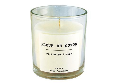 BOUGIE PARFUMÉE - FLEUR DE COTON