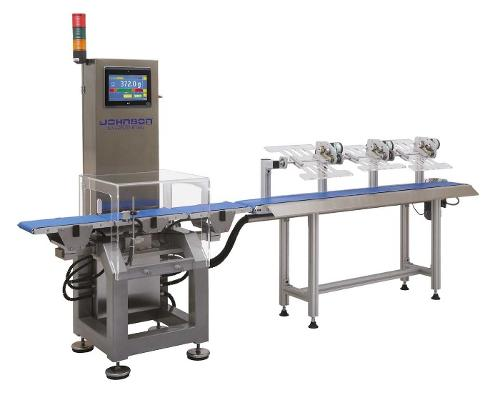 Checkweigher Sorting