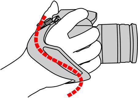b-grip HS + camera handstrap + QRP