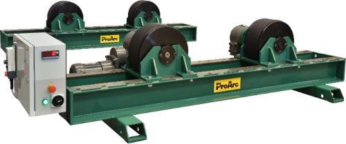 15K ~ 60K Heavy duty welding rotator turning roll