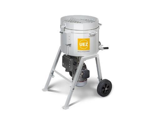 Dissolver Mixer up to 50 litres (liquids)
