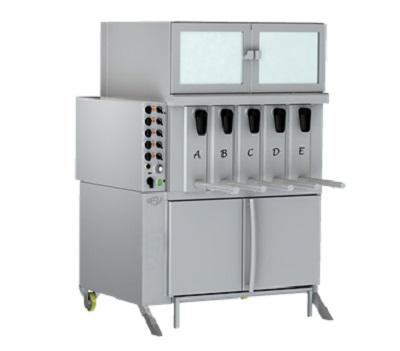 Rôtissoire Electrique Vertical 5 Grilles Gresilva