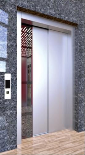Двери к лифтам
