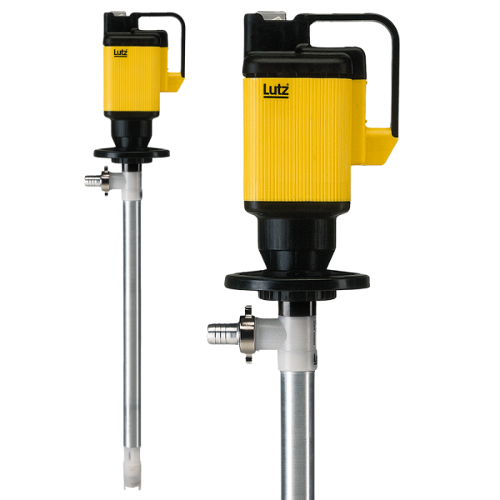 Drum pump Alu with motor MA II 3