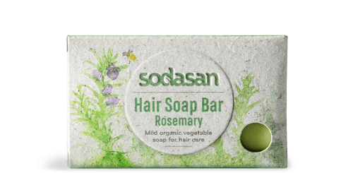 Sodasan Hair Soap Rosemary