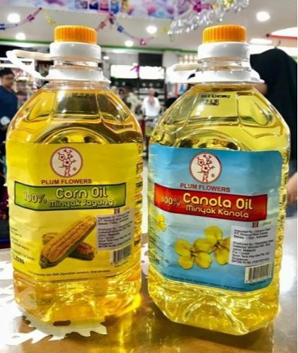 Ukraine Refined Corn Oil