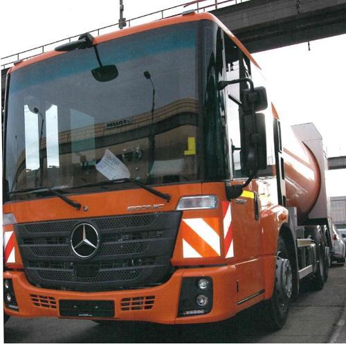 Cleartronic Geruchsneutralisierung Müllfahrzeuge