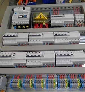 Cablage des armoires electriques Algerie