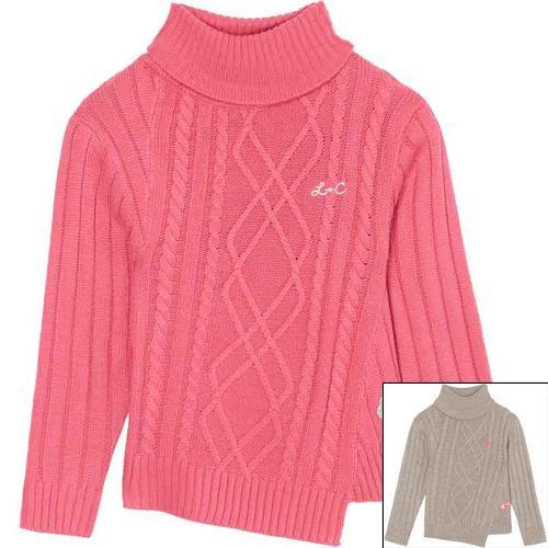 Wholesaler kids pullover licenced Lee Cooper