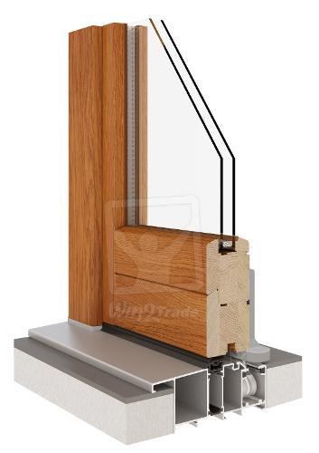 Bi-Folding Door (Wooden 68|78|92)