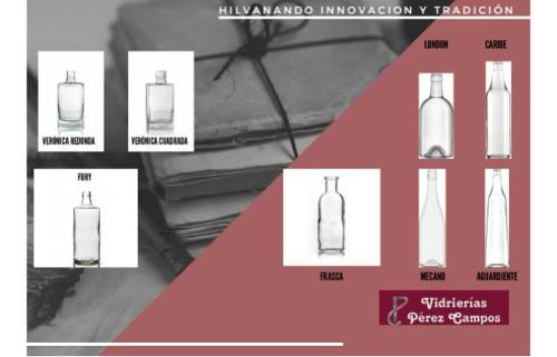 Envases para Licor