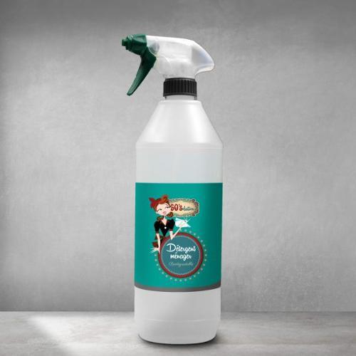 Détergent Ménager Spray 60'solution