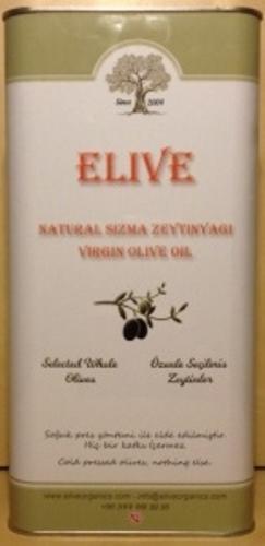 Elive Virgin Olive Oil