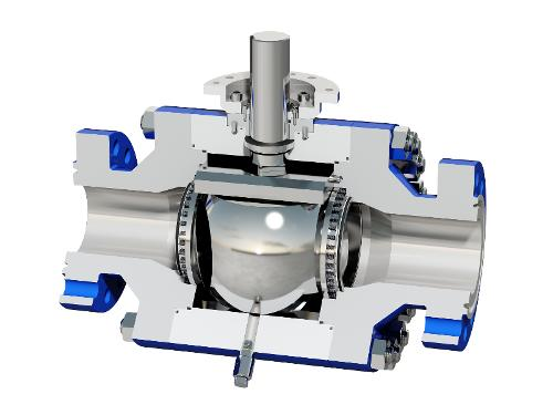High Performance Ball Valve