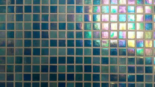 La posa mosaico