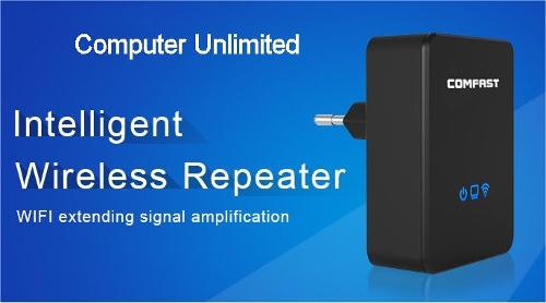 WiFi extender / repeater
