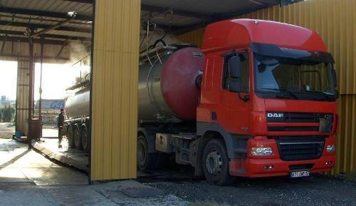 Dégazage de vos camions-citernes par un professionnel