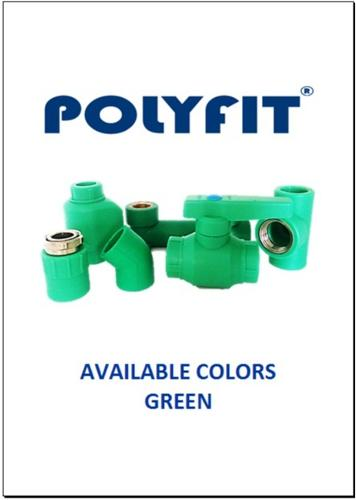 PPRC FITTINGS GREEN