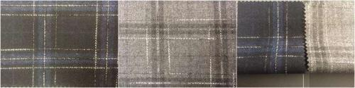 lana / poliéster / brillante fibra 80/3.2 / 16.8