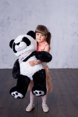 Мягкая игрушка Yarokuz мишка Панда 90 см