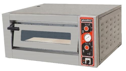 Taş tabanlı pizza fırını