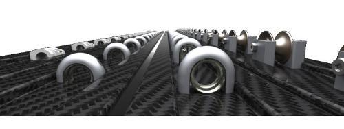 Carbon-Fiber Bow, Flyer Bow, Hybrid -, Big-, Wide SR- ,AERO