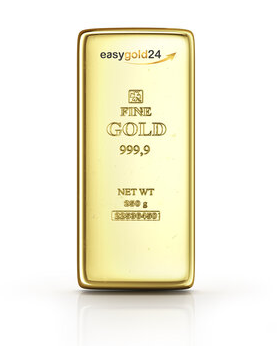 250 g Goldbarren kaufen