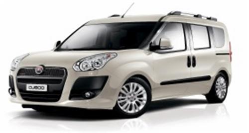 Car Hire VW Caddy - Rent a VW Caddy