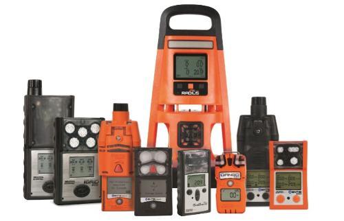 Alquileres de detectores de gases