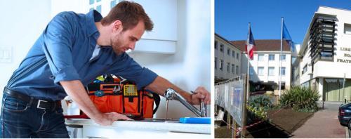 Dépannage plombier à Villepinte (93420)