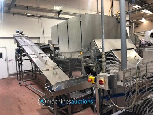 Optical sorter for sale - Machines Auctions - Pulsar Model R