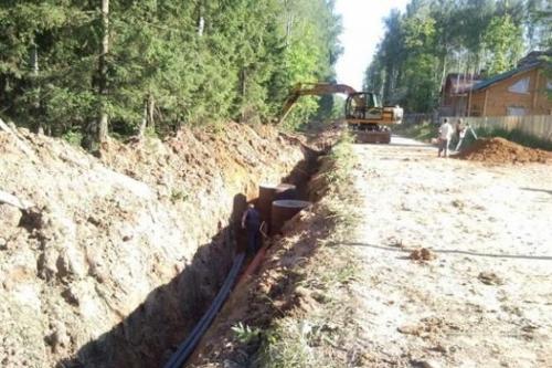 Прокладка и монтаж сетей водопровода