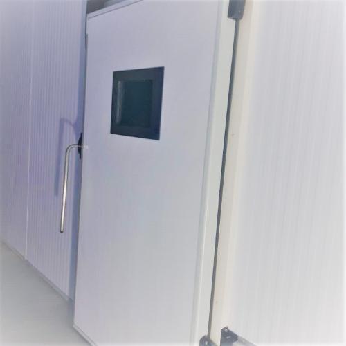 les portes coulissantes