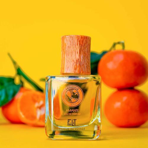 Eau de Parfum AMANTE - ANDALUCIA 50 mL