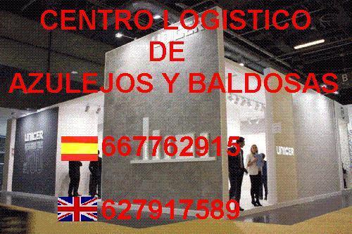 Centro logistico de Azulejos y Baldosas
