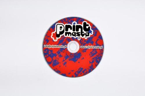 Druk na płytach CD/DVD oraz Blu Ray