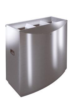 Temptation - Abfallbehälter-Serie mit hohem Sicherheitsstand
