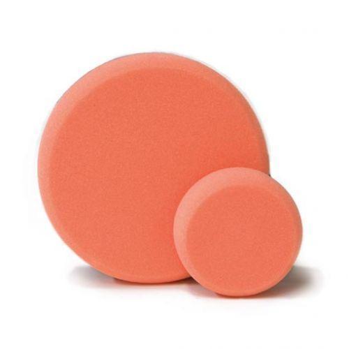 Orange foam pad 'open cell'
