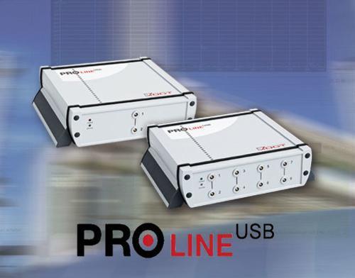 PROlineUSB Ultraschallprüfgerät