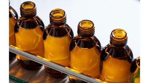 Syrup Bottles and Shapped Pharma Bottles