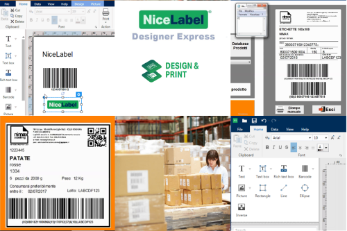 Software Per Labelling