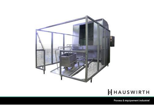 Armoire et équipement de lavage industrie agroalimentaire