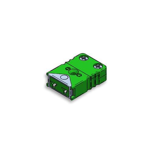Coupling jack Miniature | Locking (CMLJ)