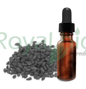 Organic Black Cumin Vegetable Oil